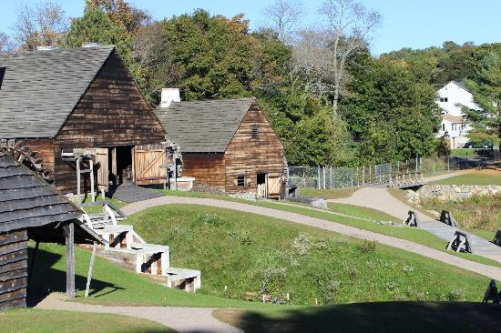 Saugus Iron Works: scenic view