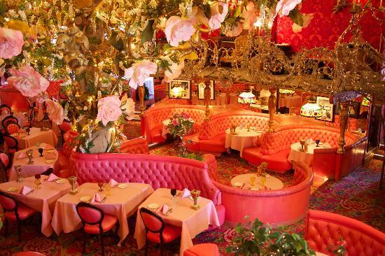Alex Madonna's Gold Rush Steak House: If Liberace made a restaurant...