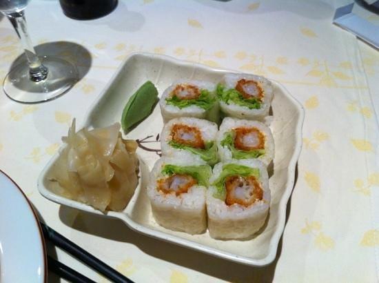 Osaka :                   relouez spring crevette... une tuerie!!