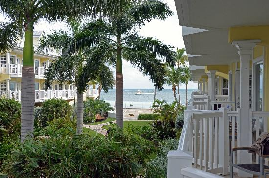 Southernmost Beach Resort : Beautiful seaview!