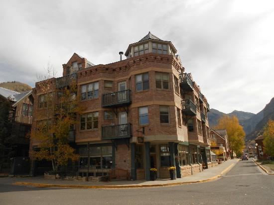 Main Street : Telluride