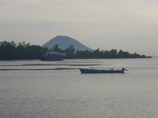 Cocotinos Manado: superbe vue