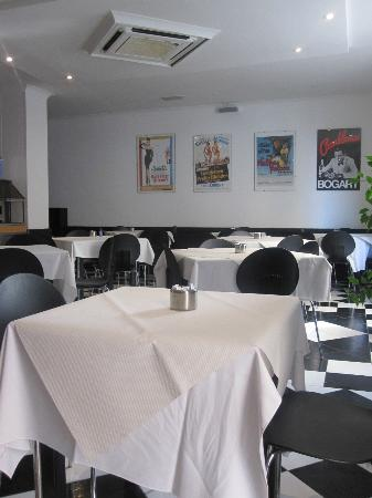 Astra Hotel: Diningroom