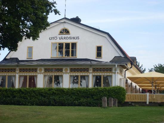Uto Vardshus Restaurang : matsalen
