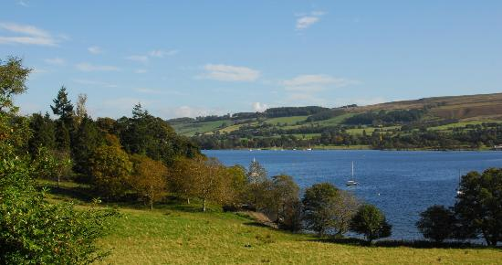 Watermillock, UK: Lakeside view
