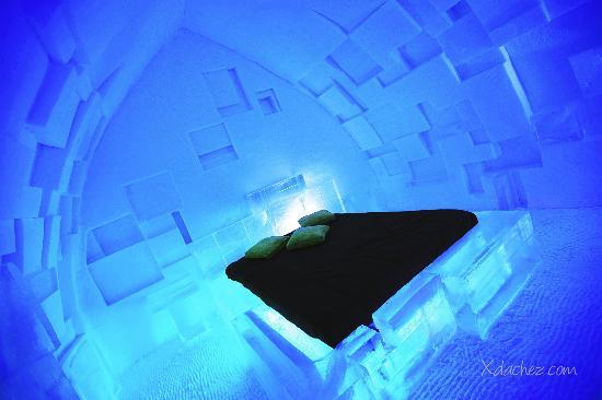 hotel de glace updated 2018 prices reviews quebec quebec city tripadvisor. Black Bedroom Furniture Sets. Home Design Ideas