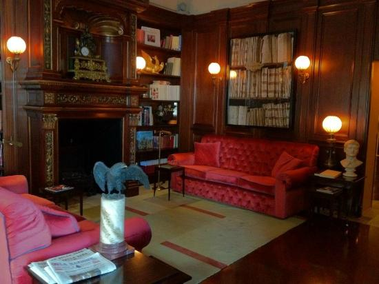 Hotel L'Orologio: sala