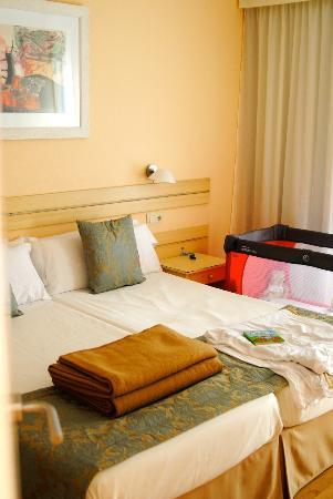 Zafiro Bahía: Schlafzimmer