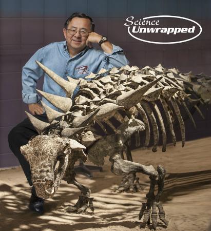 Utah State University Eastern Prehistoric Museum: Dr. Ken Carpenter Museum Director/Paleontologist
