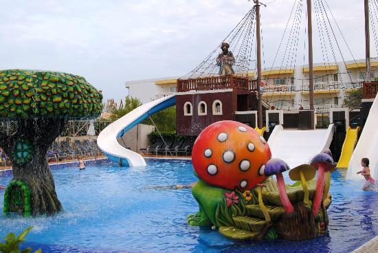 Hotel Viva Bahia: Kinderpool