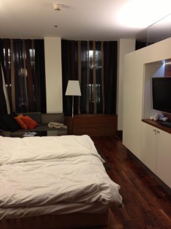 GLO Hotel Kluuvi Helsinki: delux room