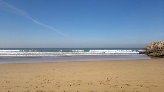 Taghazout Beach : Devils Rock beach