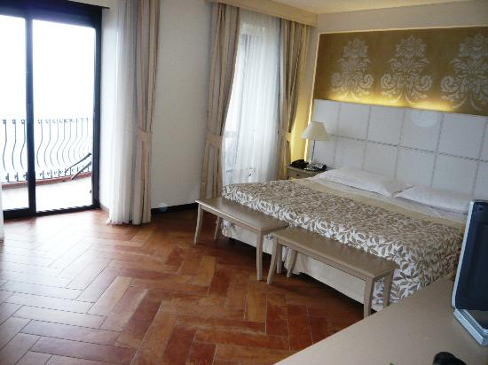 Baia Taormina-Grand Palace Hotel & Spa: La suite