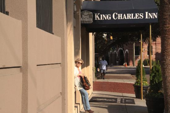 King Charles Inn: KIng Charles