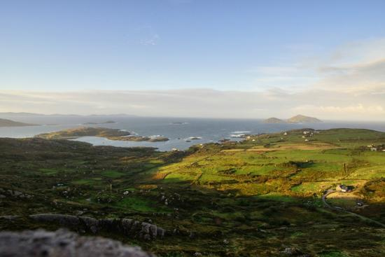 Muckross Park Hotel & Spa: Ring of Kerry morning sun