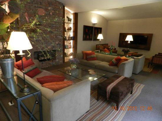 LP Los Portales Hotel Cusco: Sala de descanso/Lobby