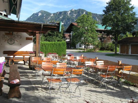 Gästehaus am Badepark: front of hotel