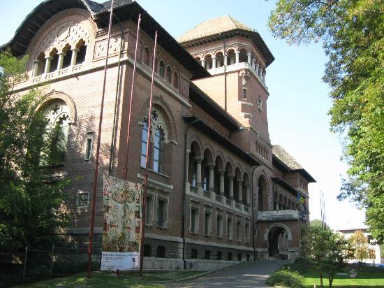 Peasant Museum (Muzeul Taranului Roman): Museum