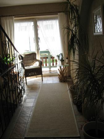 Gästehaus am Badepark: Hallway