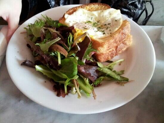 La Bergamote Pastries: sandwich.