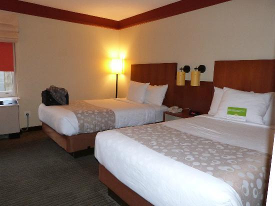 La Quinta Inn & Suites New Orleans Downtown: Comfy beds