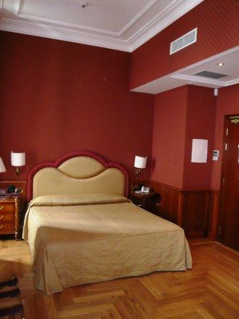 Hotel Livingston: la chambre