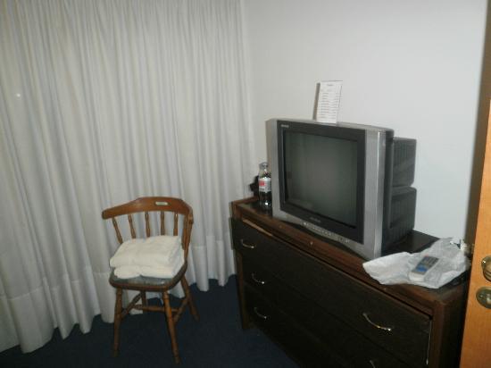 Hotel Playa: Dormitorio matrimonial del departamento