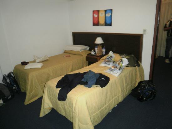 Foto de hotel playa san clemente del tuy humedad en el - Humedad ideal habitacion ...