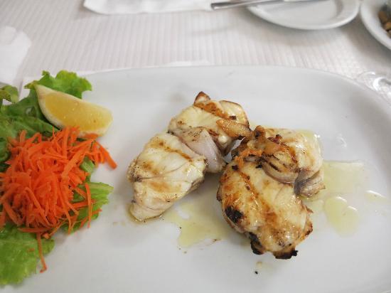 Miravau Restaurante: mankifish