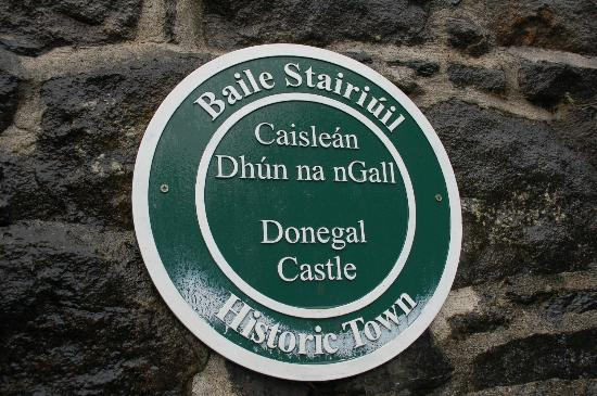 Donegal Town, Ireland: Donegal Castle