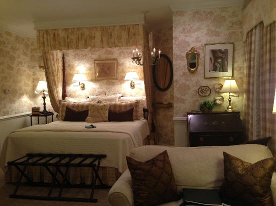 Abbington Green Bed & Breakfast Inn and Spa : Grovesnor Room