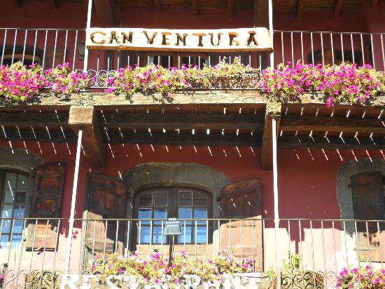 Vista Desde La Terraza Picture Of Can Ventura Llivia