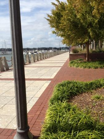 Henry C. Chambers Waterfront Park: Take a stroll.