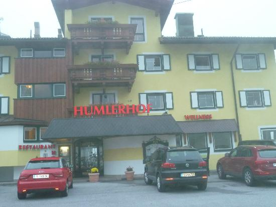 Hotel-Restaurant Humlerhof : Main Entrance