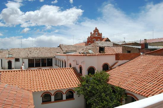 Hostal Colonial : View from hotel