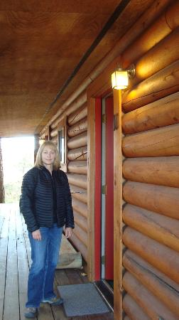 Teton Valley Cabins: Come on in!
