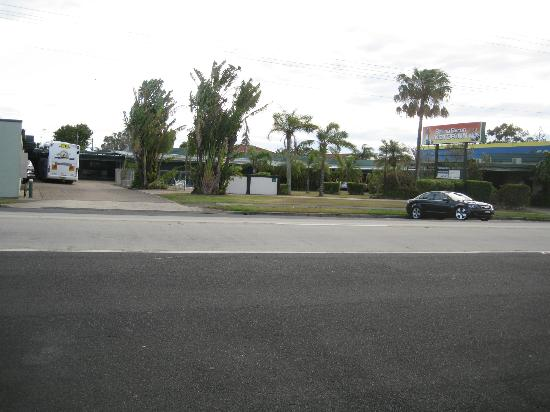 Ballina, Australia: View from across the road