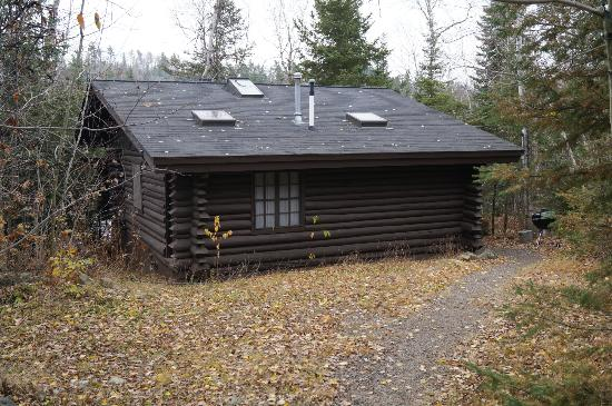 Bearskin Lodge: Cabin 5