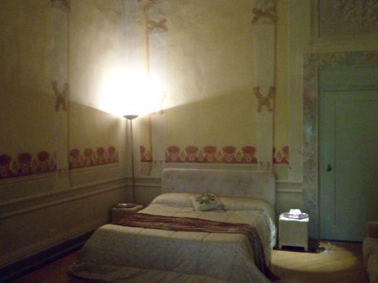 Palazzo Tolomei Residenza d'Epoca: La Habitación Princesa