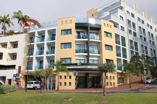 ذا لينس ماديرا ليدو أطلانتك جريت هوتل: Vista del Hotel 