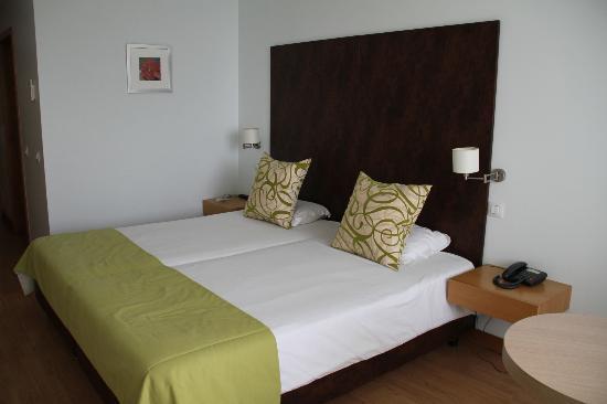 Lince Hotel Madeira: La habitacion
