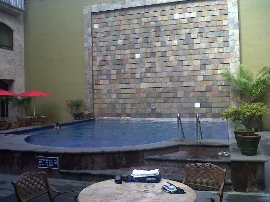 Hotel Celta: Pool