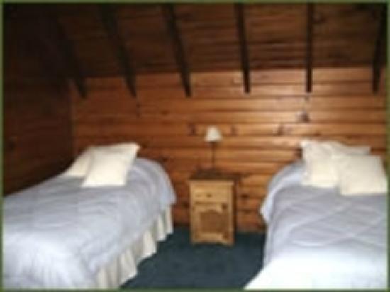 Cabana Nepen: Dormitorio secundario