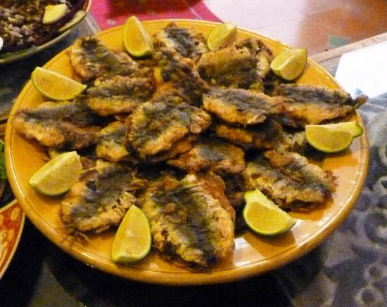 Dar Asdika: les succulentes sardines grillées