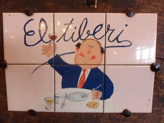 El Tiberi bufet gastronomía tradicional catalana: El Tiberi