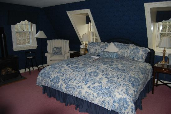 Adair Country Inn & Restaurant: one of the wonderful bedrooms