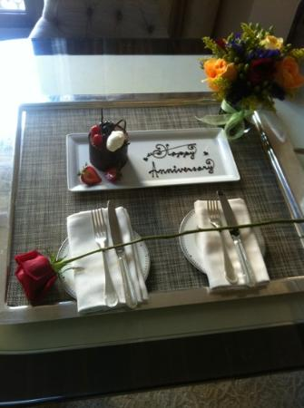 The St. Regis Atlanta: happy anniversary