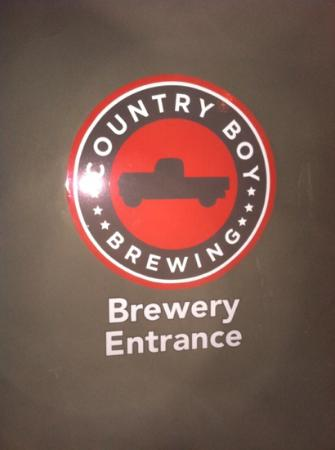 ‪Country Boy Brewing‬