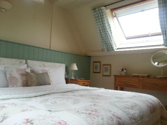 The Old School Bed and Breakfast: Room
