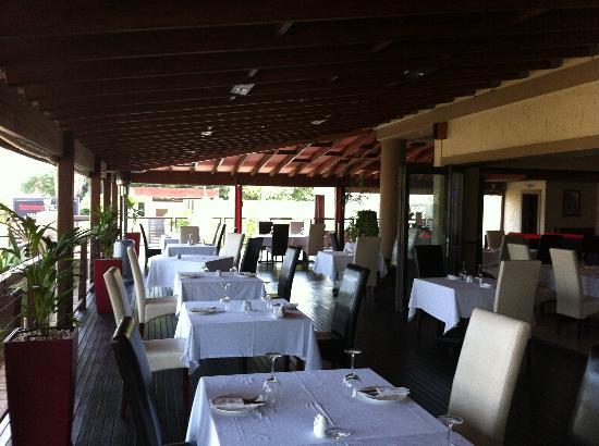Coco De Mer: Restaurant